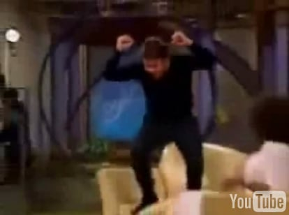 Behold: The Tom Cruise Fart Video