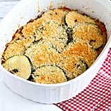 Healthy Zucchini, Tomato, and Yellow Squash Gratin