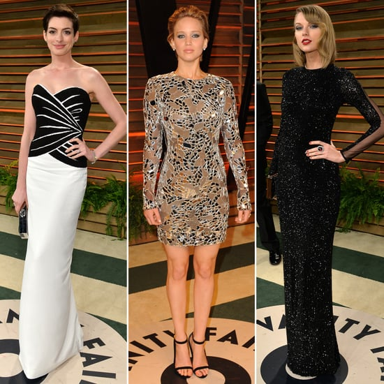 Oscars 2014 After-Parties Dresses