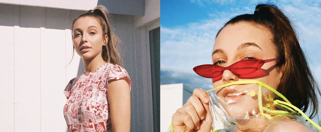 Emma Chamberlain Cosmopolitan Quotes About Eating Disorder