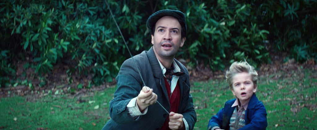 Lin-Manuel Miranda's Son Singing Mary Poppins Returns Song
