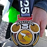 """You can """"go the distance"""" at a Disney World marathon."""