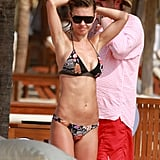 Audrina Patridge Keeps the Bikini Fun Coming South of the Border