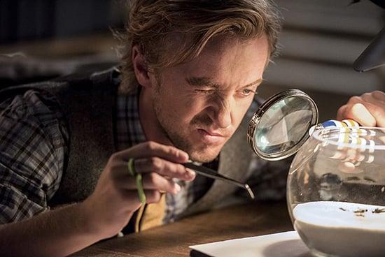 'The Flash' Episode 3.2 Photos: Tom Felton Debuts as Julian Albert