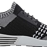 What's black, white, and graphic all over? This Kendall + Kylie Brandy Knit Sneaker ($135), of course.