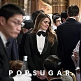The Mysterious Hope Hicks Pulled a Fashion-Forward Power Move With This Sharp Tuxedo