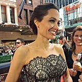 Meeting Angelina Jolie is a whole other experience, as Jess discovered when she interviewed the star at the Sydney premiere of Unbroken.