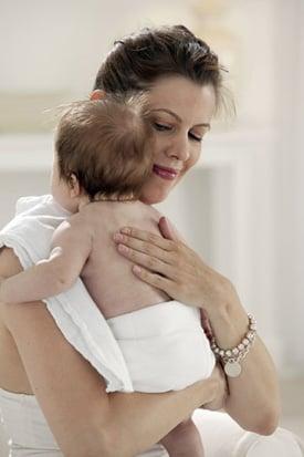 Burping When Baby Burps