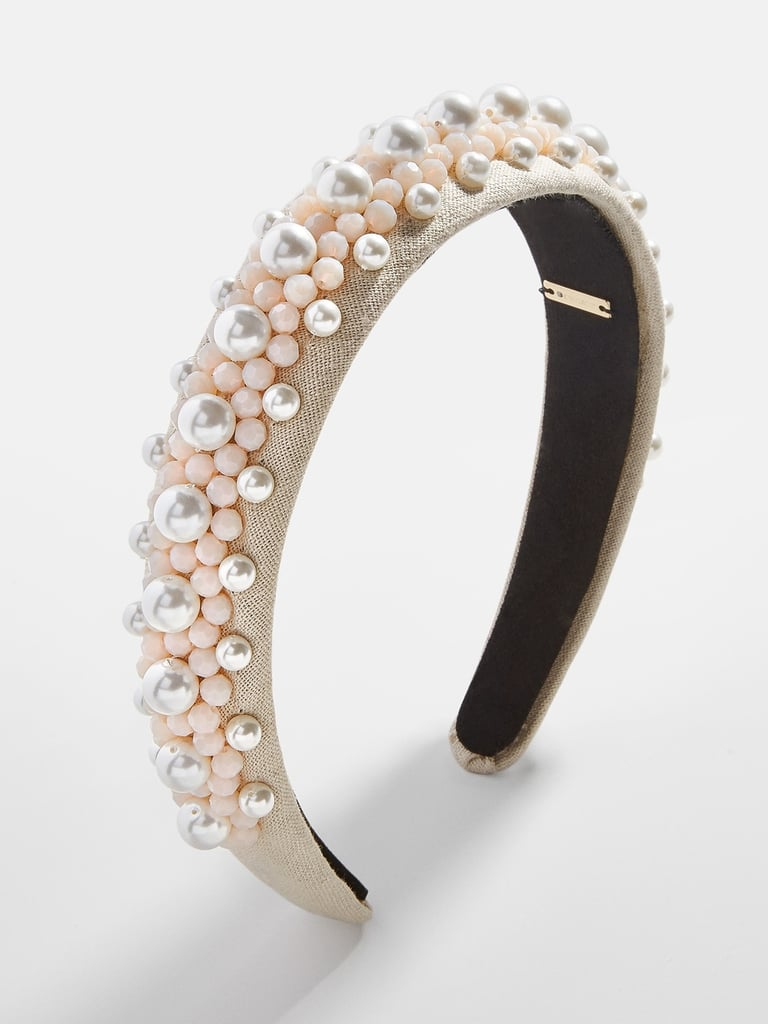 BaubleBar Stephanie Pearl Beaded Headband