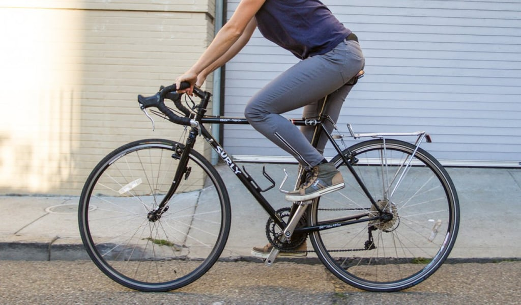 c7d149ad9a Betabrand Skinny Jeans | Cute Bike Commuter Gear For Women ...