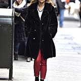 Suki Waterhouse Has Been Wearing the Style Since Last Year
