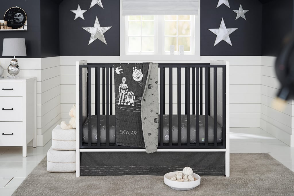 Pottery Barn Star Wars Nursery Collection June 2018