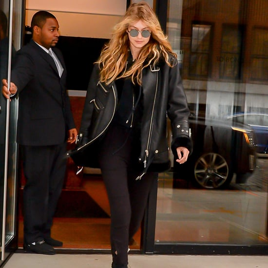 Gigi Hadid The Arrivals Jacket