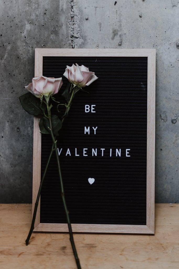 Be My Valentine iPhone Wallpaper