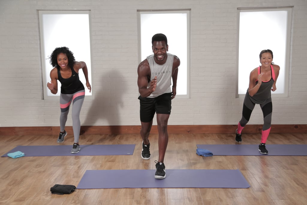 A 30-Minute Tabata Session to Burn Some Serious Calories
