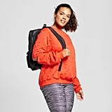 JoyLab Women's Plus Polka Dot Sweater