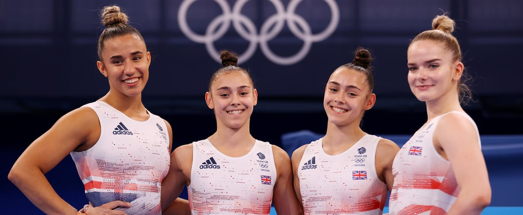 """Gymnasts Keep Their Leotards in Place With """"Butt Glue"""""""