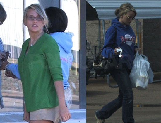 Jamie Lynn Spears Is Out, About and Pregnant