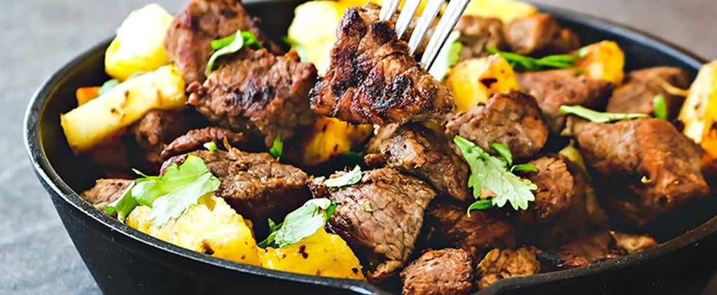 Paleo Steak Dinner Recipe