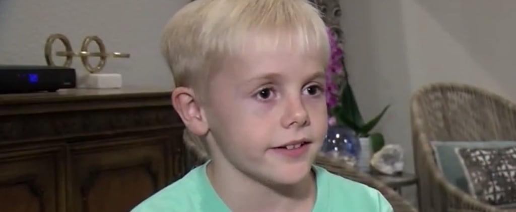 Third-Grade Boy Gifts Teacher $15 to Show Appreciation