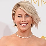 Julianne Hough in Chopard Jewelry
