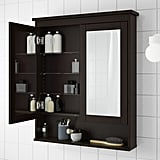Hemnes Mirror Cabinet With Doors