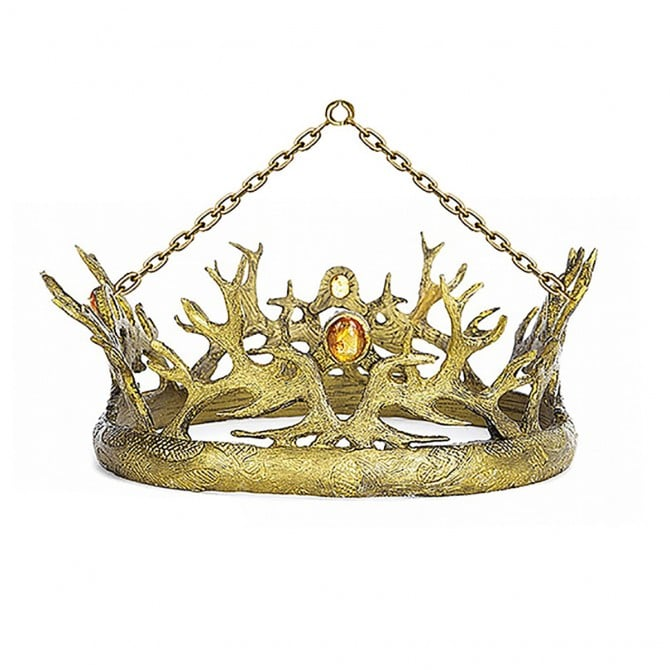 Game of thrones crown ornament 15 game of thrones for Game of thrones christmas gifts 2016