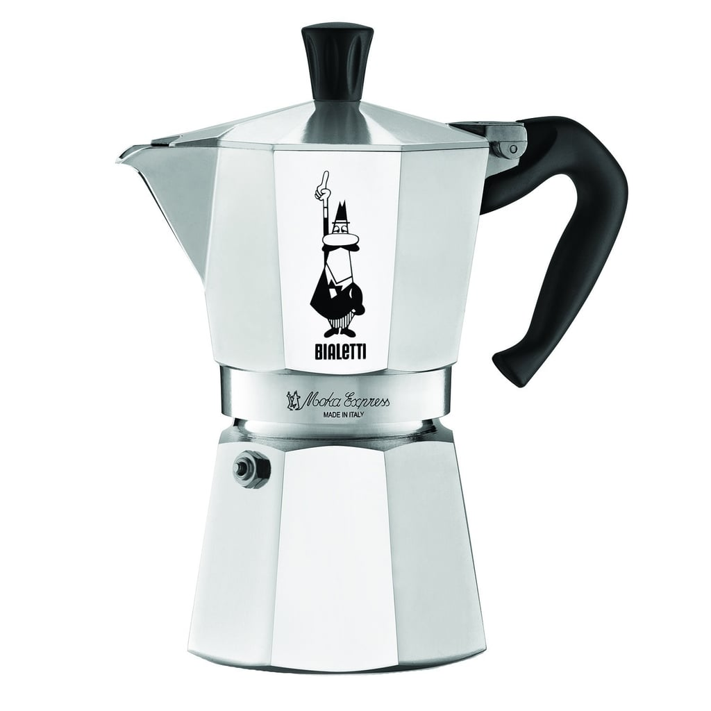 Italian Espresso Maker ~ Italian stove top espresso makers different types of