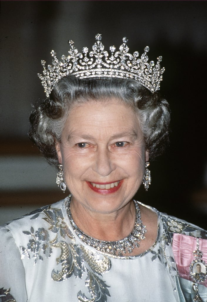 Girls of Great Britain and Ireland Tiara
