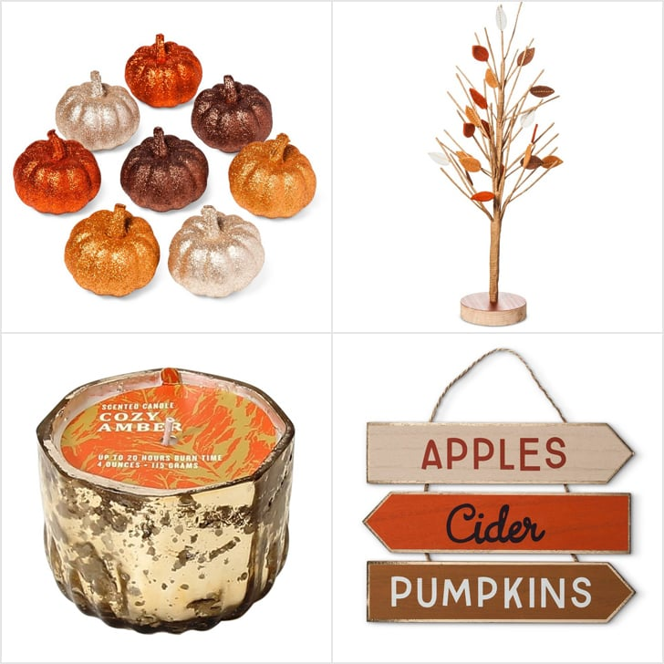$12 or Less! 24 Cute and Cozy Fall Decor Products at Target