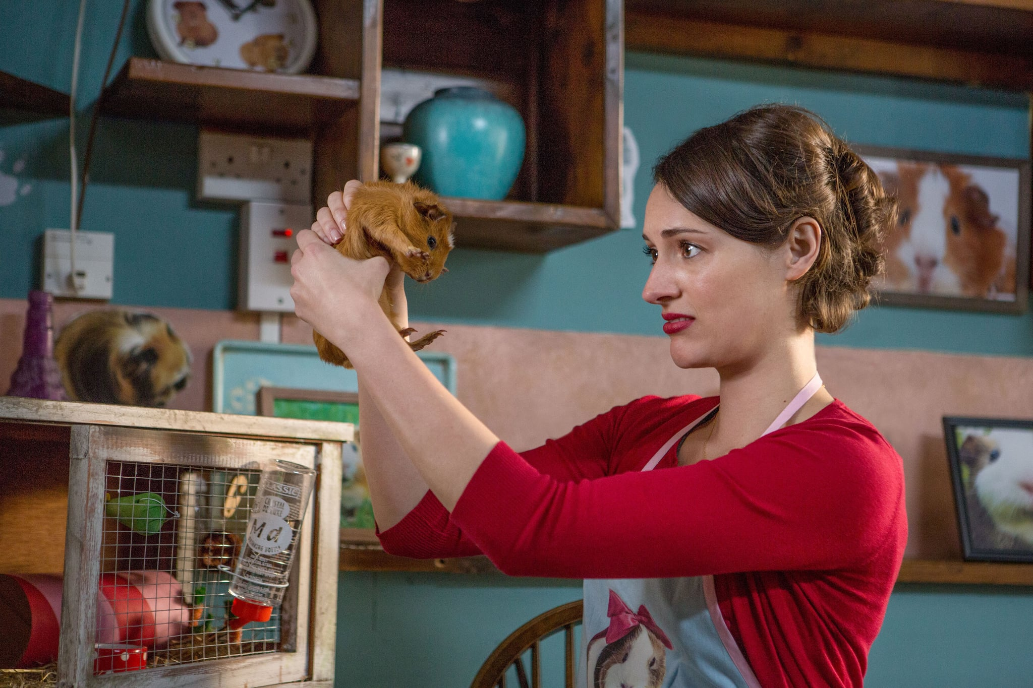 FLEABAG, Phoebe Waller-Bridge, (Season 1, Episode 2, aired September 16, 2016). ph: Luke Varley/Amazon/courtesy Everett Collection