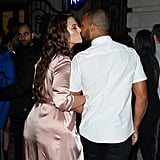 Ashley Graham and Justin Ervin Cute Pictures