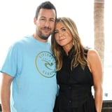 Jennifer Aniston Sent Adam Sandler Funny Texts Before Their Kissing Scenes, Like a True Friend