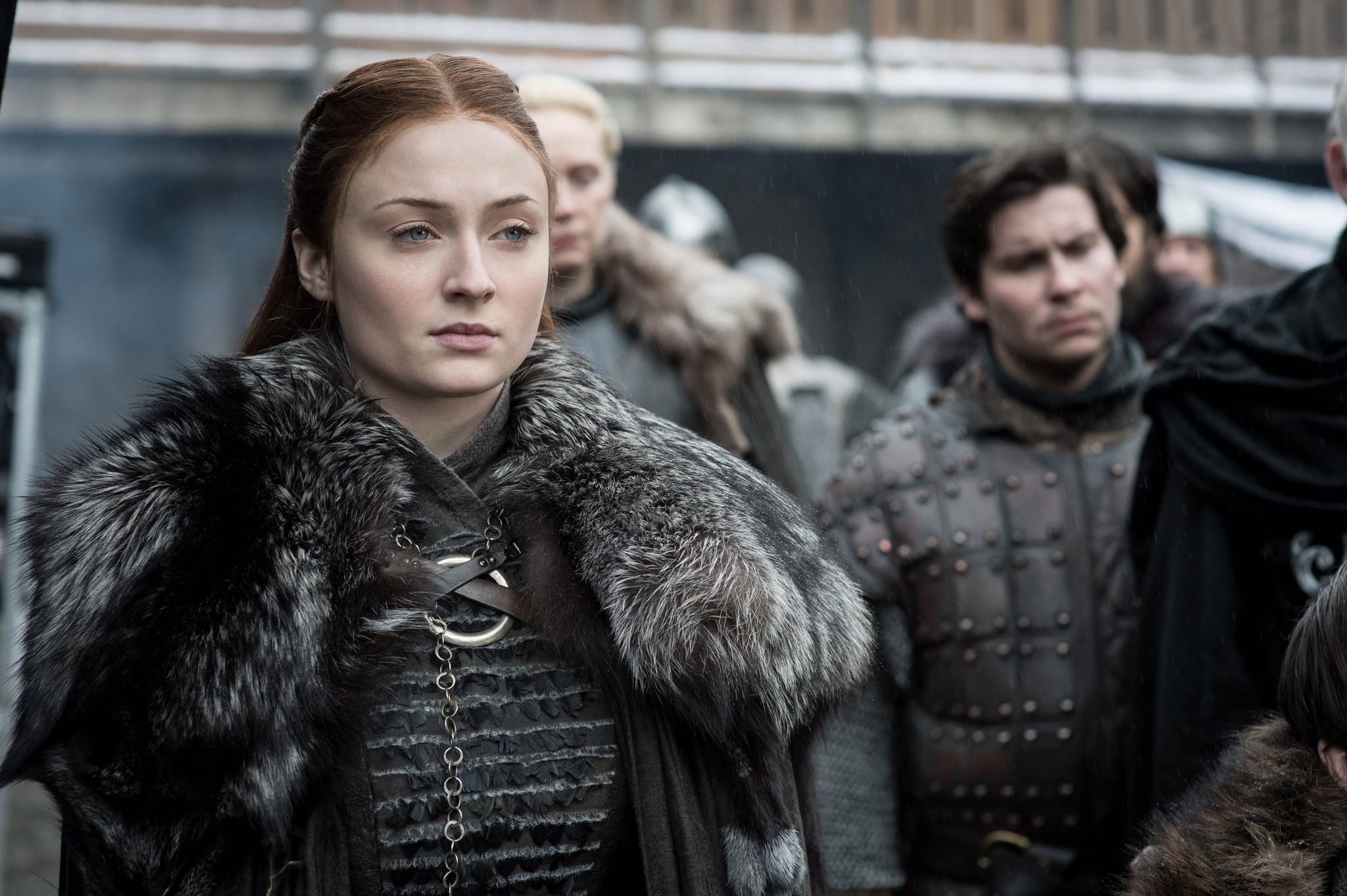 How Many Starks Are Still Alive Popsugar Entertainment