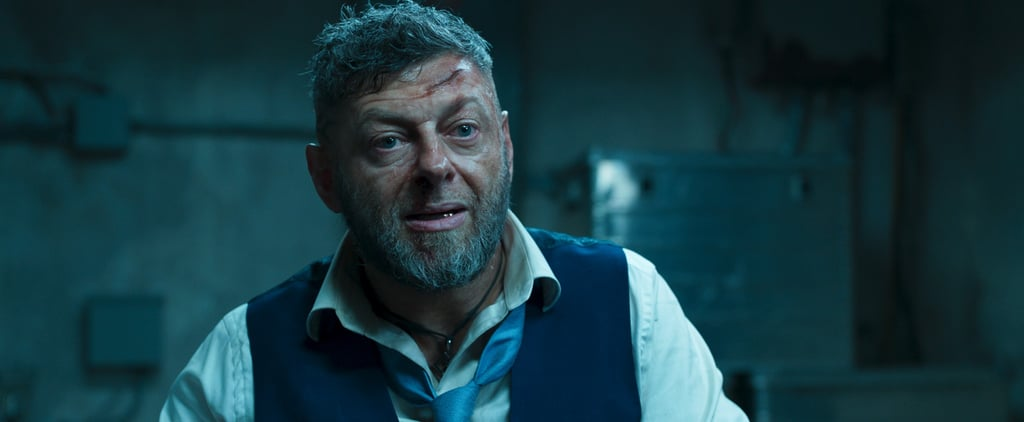 Andy Serkis Finally Looks Like Andy Serkis in Black Panther