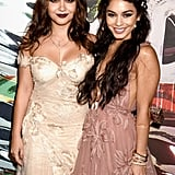 Vanessa and Stella Hudgens