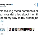 Gabourey Sidibe Shut Down All Her Haters With Just One Tweet