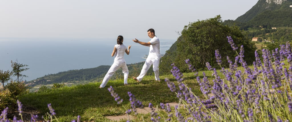 This wonderous place is situated on the shores of Lake Garda and values above all else the connection between personal and environmental wellness. The lodgings were made from local natural materials and ecologically designed. Enjoy a spot of Tai Chi before a reviving massage. Cost: Seven nights from $2,385