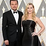 2016: Kate and Leo Walk the Red Carpet at the Oscars