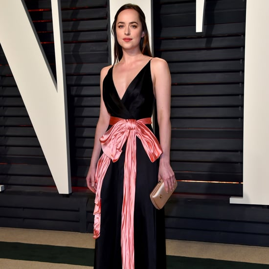 Dakota Johnson's Oscars Afterparty Dress 2017