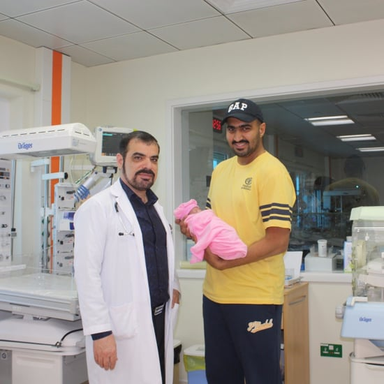 UAE Hospital Saves Life of Baby Born at 22 Weeks