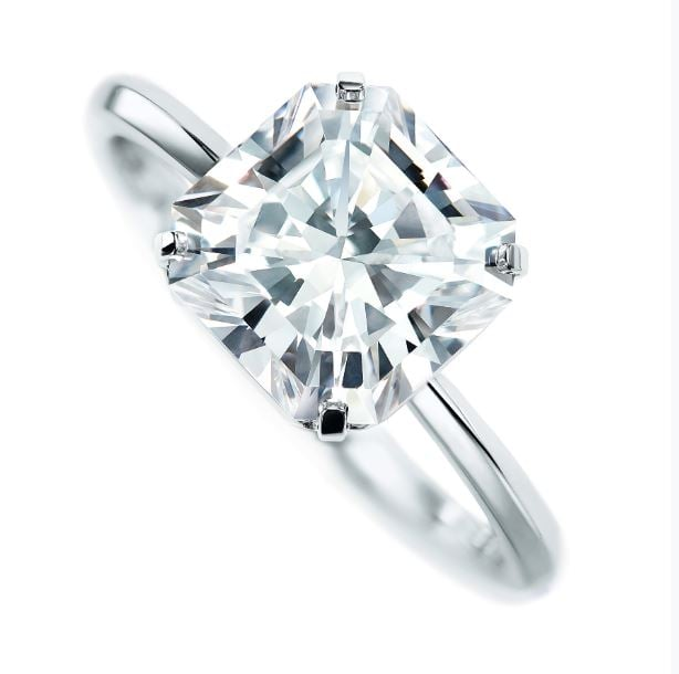 Tiffany & Co. Tiffany True Engagement Ring