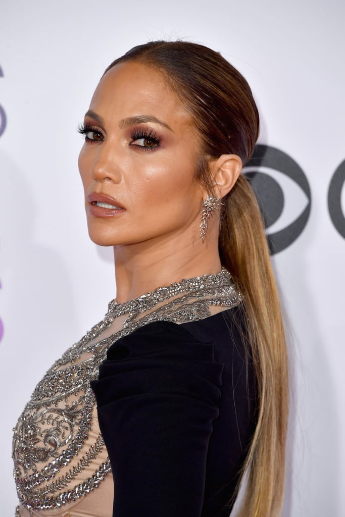 We Never Get Tired of Looking at Close-Ups of Jennifer Lopez's Gorgeous Face