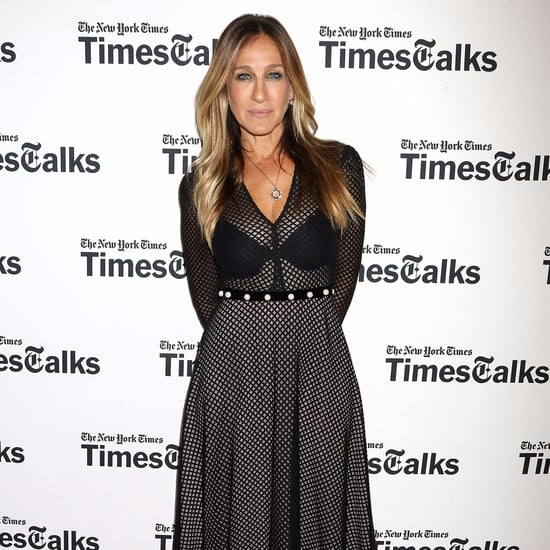 Sarah Jessica Parker's See-Through Dress at TimesTalks 2016
