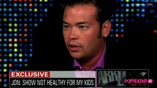 Jon Gosselin on Larry King