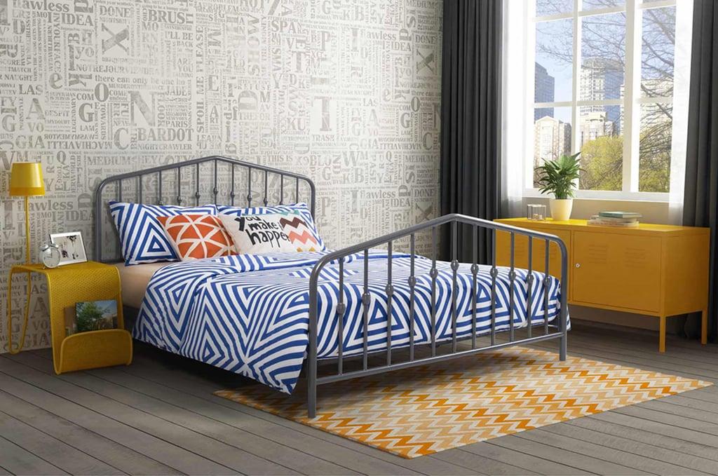 Bushwick Queen Metal Bed