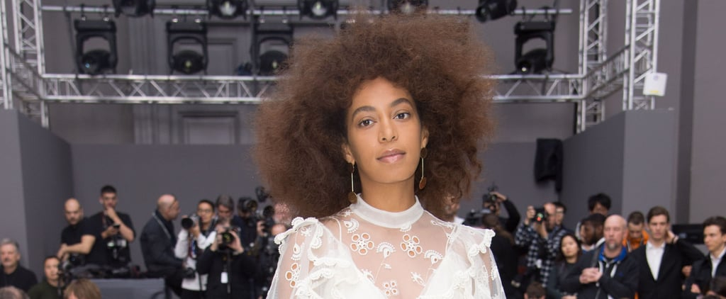 Solange Reveals She's Been Diagnosed With an Autonomic Disorder