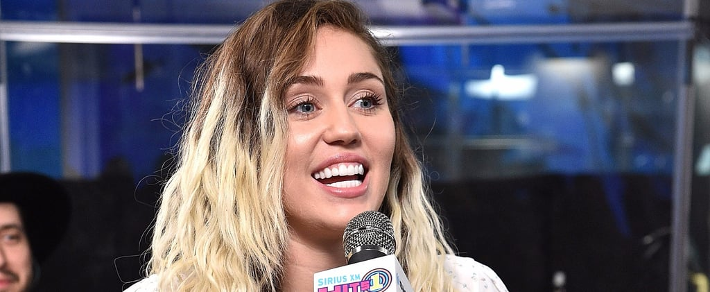 Miley Cyrus Explains Her Two-Toned Hair and How She's Got the Best of Both Worlds