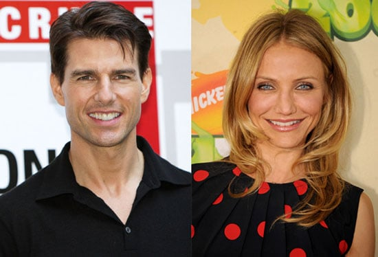 Tom Cruise and Cameron Diaz Reteam For Wichita