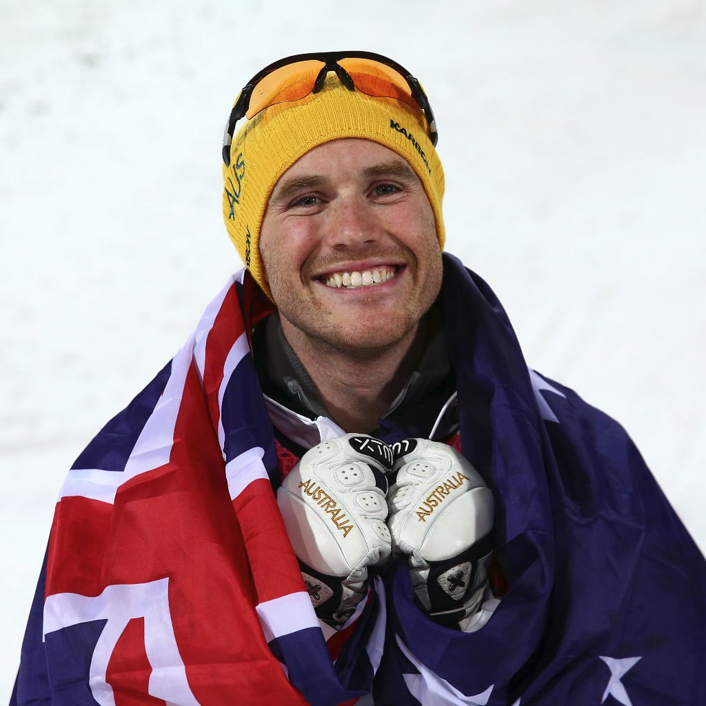 David Morris Wins Silver in Men's Aerials at 2014 Sochi